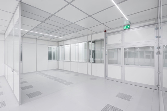 Clean Room Systems from Octanorm®