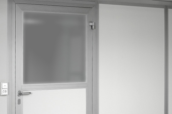 Cleanroom doors for the electronics and semi-conductors industry