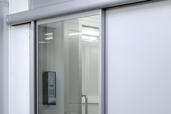 sliding doors for clean rooms