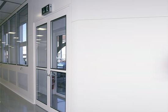 Reinraum-Türen