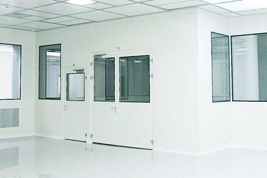 OCTANORM Cleanroom Door Systems