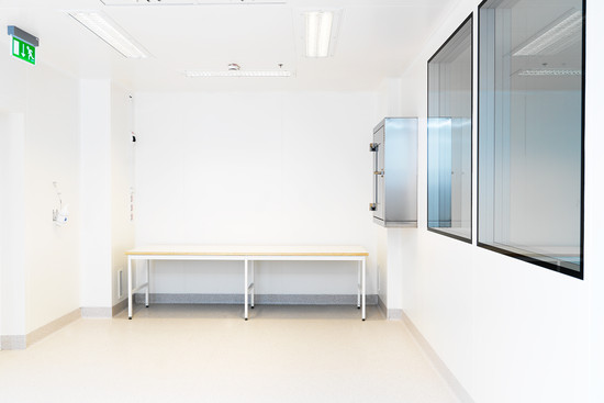 OCTANORM Cleanroom Wall Systems