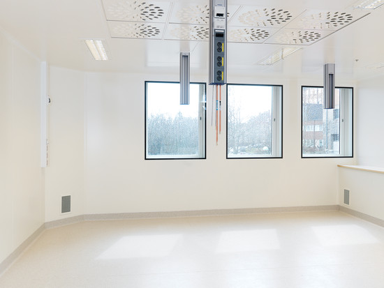Cleanroom Ceiling Systems