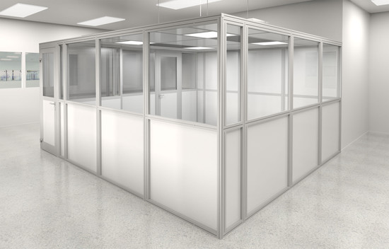 Self-assembly Cleanrooms